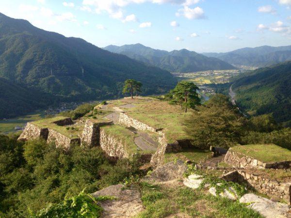 竹田城跡(兵庫県朝来市)