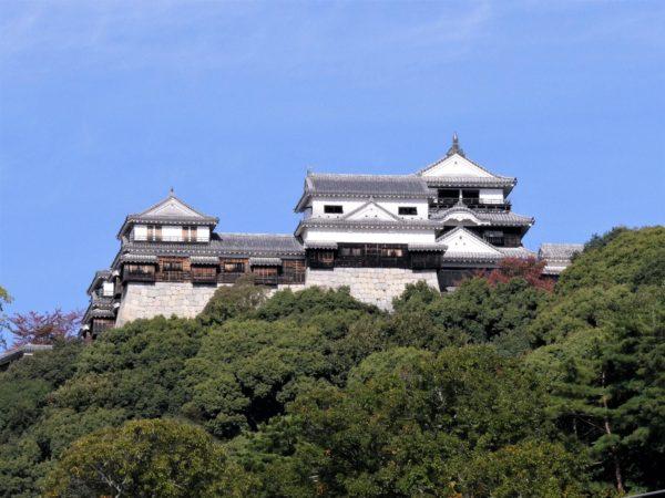 松山城(愛媛県松山市)
