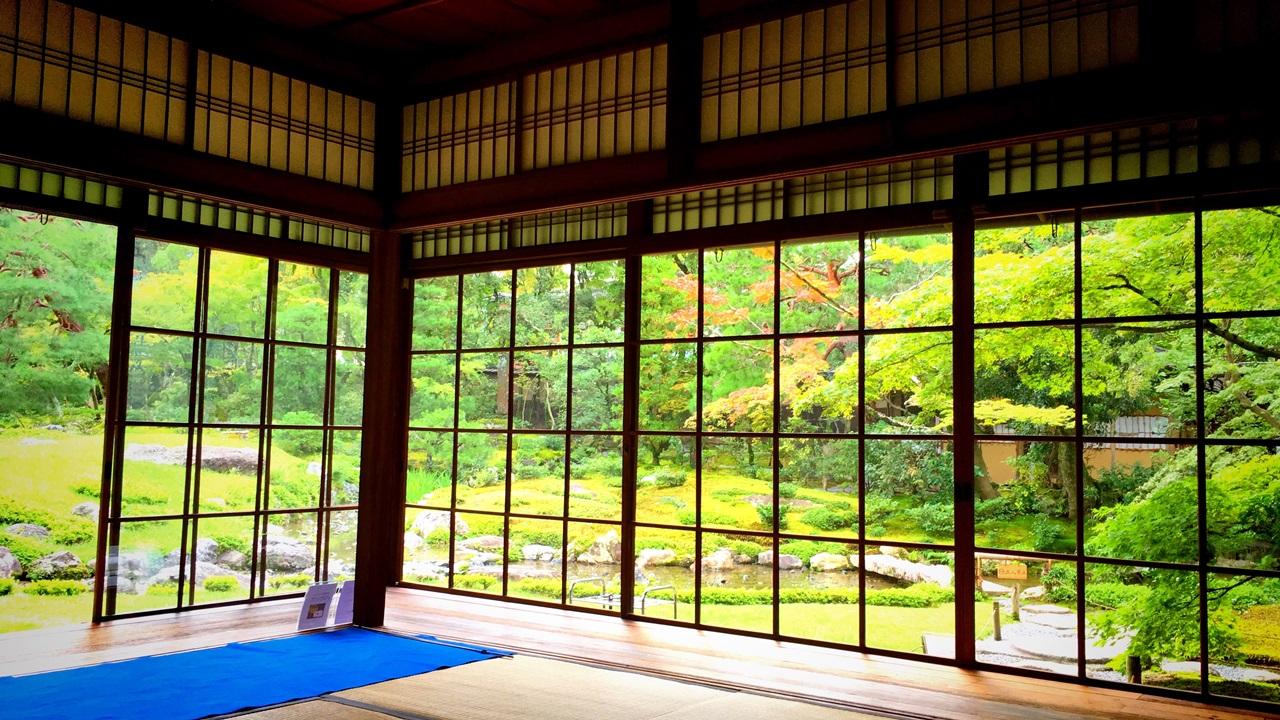 名勝庭園・京都「無鄰菴」
