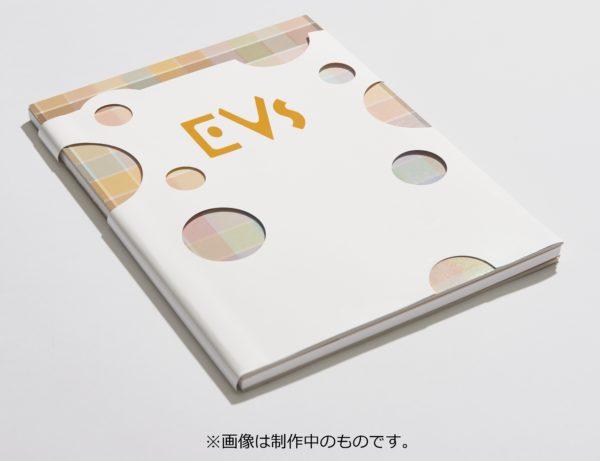 初回限定書籍『EVs(イーブイズ)』会場先行発売
