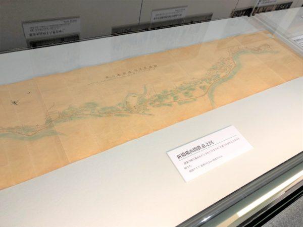 新橋横浜間鉄道之図