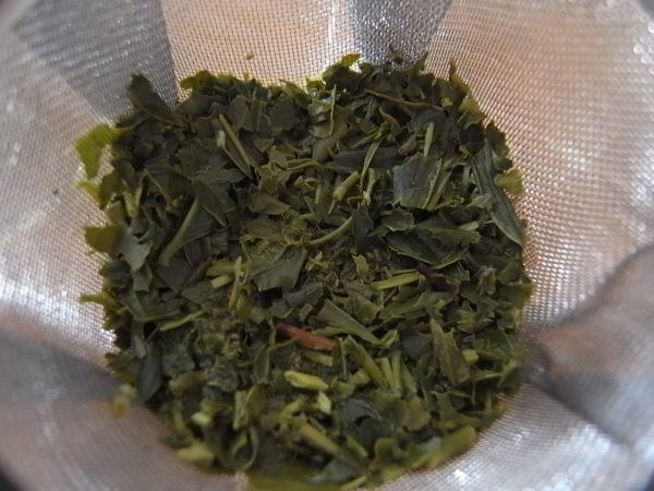 茶工場のまかない 緑茶