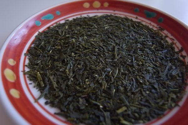 茶葉_掛川深蒸し茶
