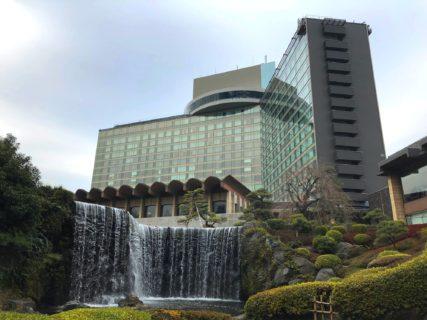 ホテルニューオータニ 東京で、日本庭園とスイーツを満喫する|ホテル散歩