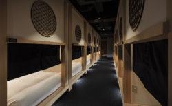和モダン・新カプセルホテル「hotel zen tokyo」4月上旬グランドオープン