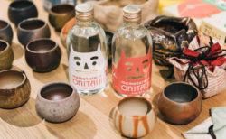 「HASHIWATASHIプロジェクト」備前焼酒器プロジェクト