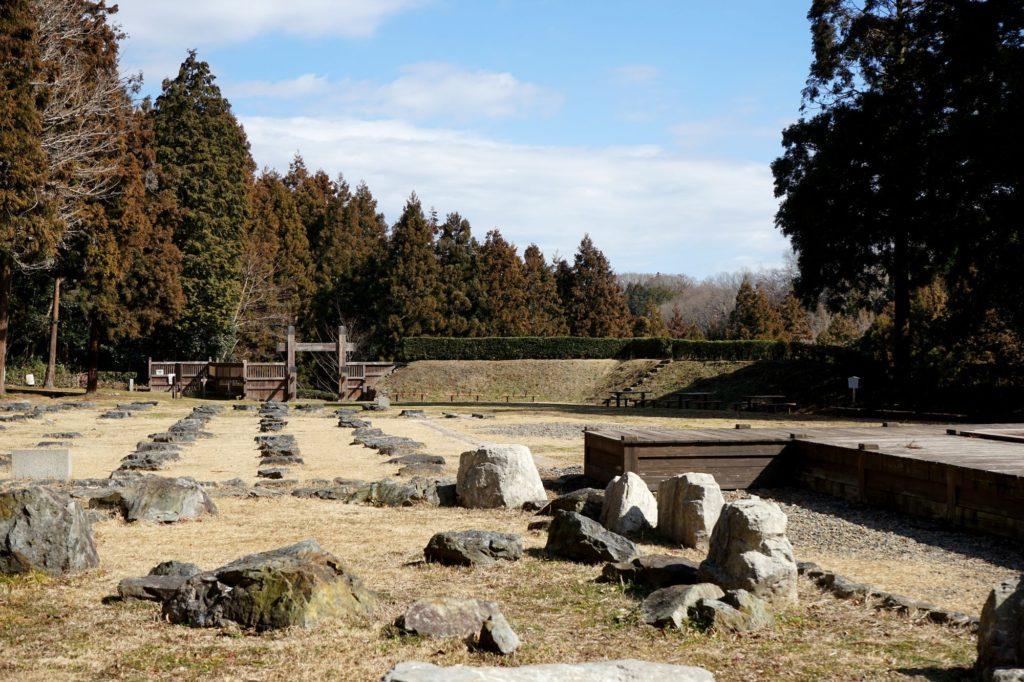 日本100名城「八王子城」