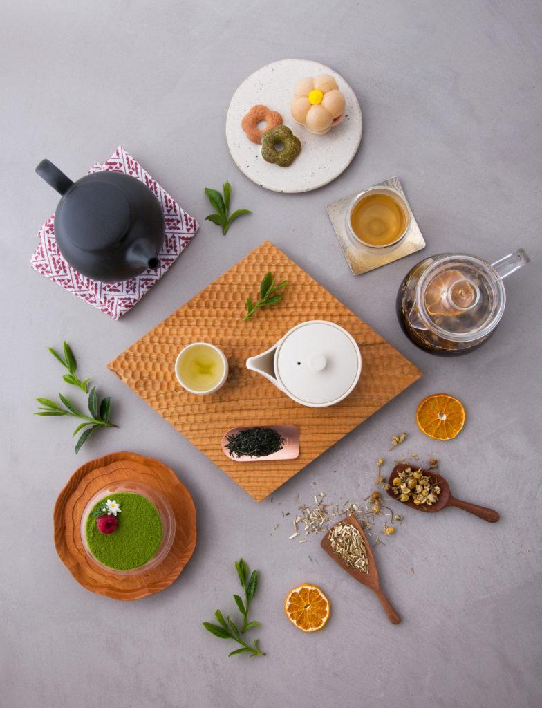 京都・福寿園による新業態カフェ「茶寮 FUKUCHA」が京都駅にオープン