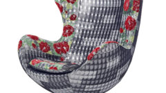 川島織物×フリッツ・ハンセン「織物屋の試み展」