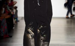 【ルック】着物をラグジュアリー・ファッションに昇華! HIROMI ASAI 2020年春夏メンズウェア・コレクション