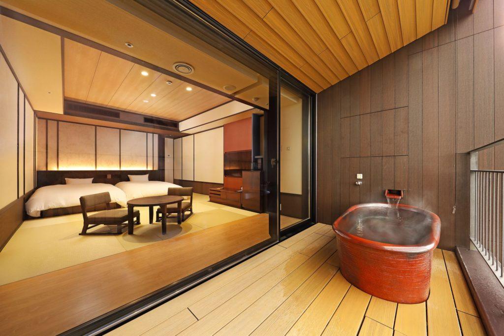温泉スパで味わう、日本ならではのラグビーW杯おもてなし~箱根小涌園 天悠