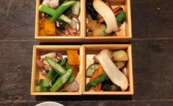 おいしい! 伝統野菜を食べる「古来種野菜の100日食堂」