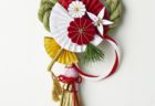 2020年の正月飾り~青山フラワーマーケットの花と縁起小物