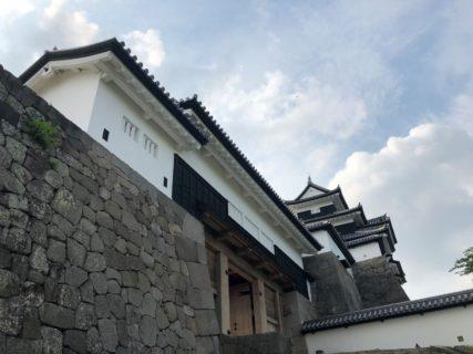 「#13 白河小峰城」行ってきました! – 日本100名城スタンプラリー